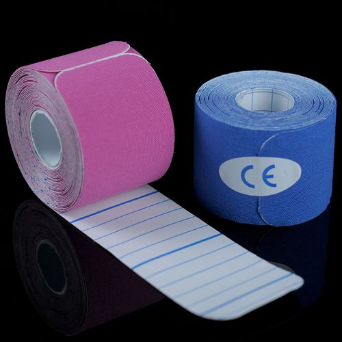 pre-cut sports cloth kinesiology tape